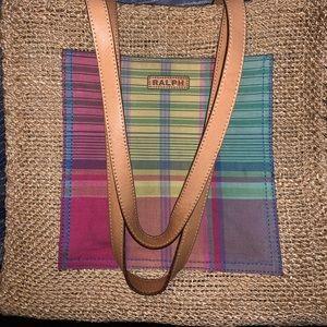 Ralph Lauren Cute As Heck Beach 🏖 Bag!
